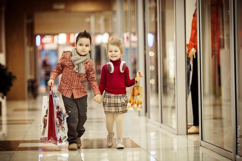 Фотоотчет с массовой детской фотосессии Minin Glamour